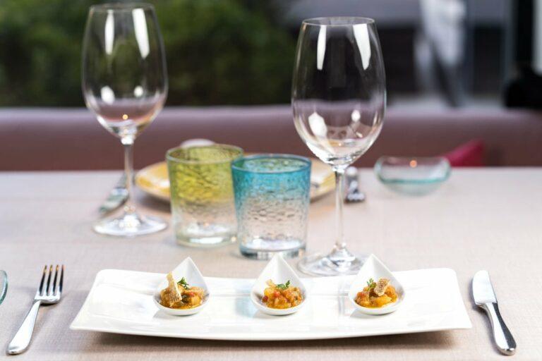Fotografía de gastronomía en Madrid