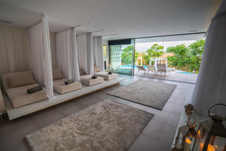 Fotografo Inmobiliario interiores Villa Ibiza