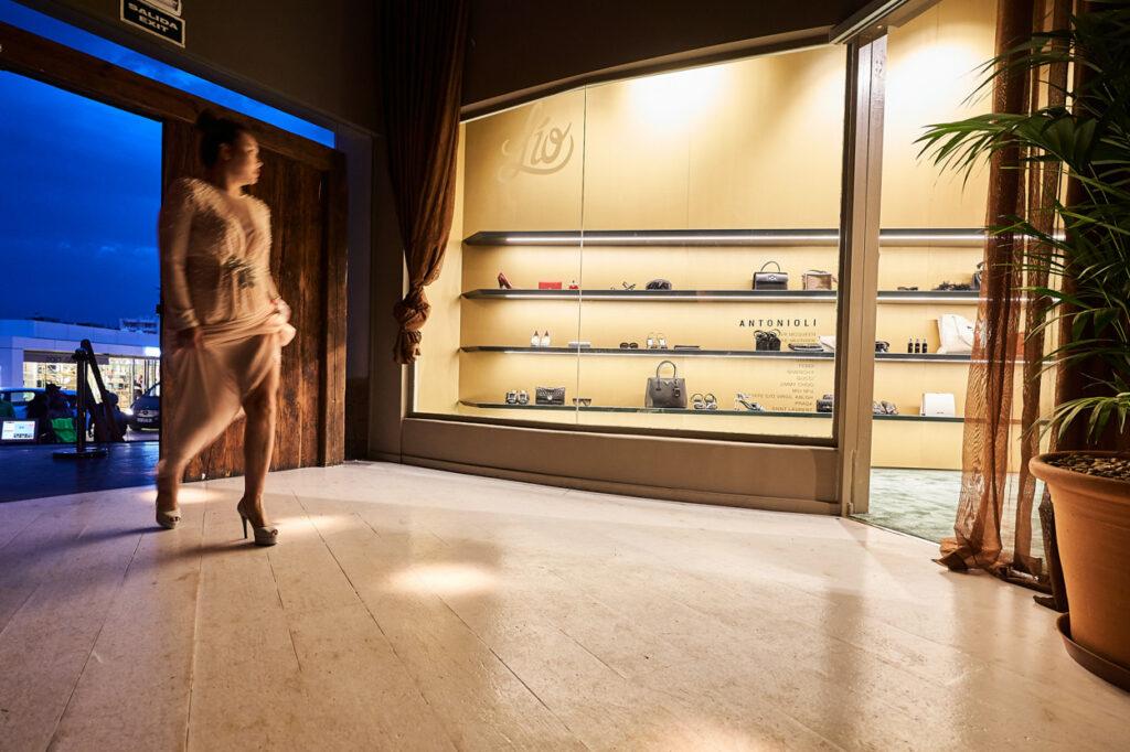 Fotografo de Comercio Tienda Lio Ibiza