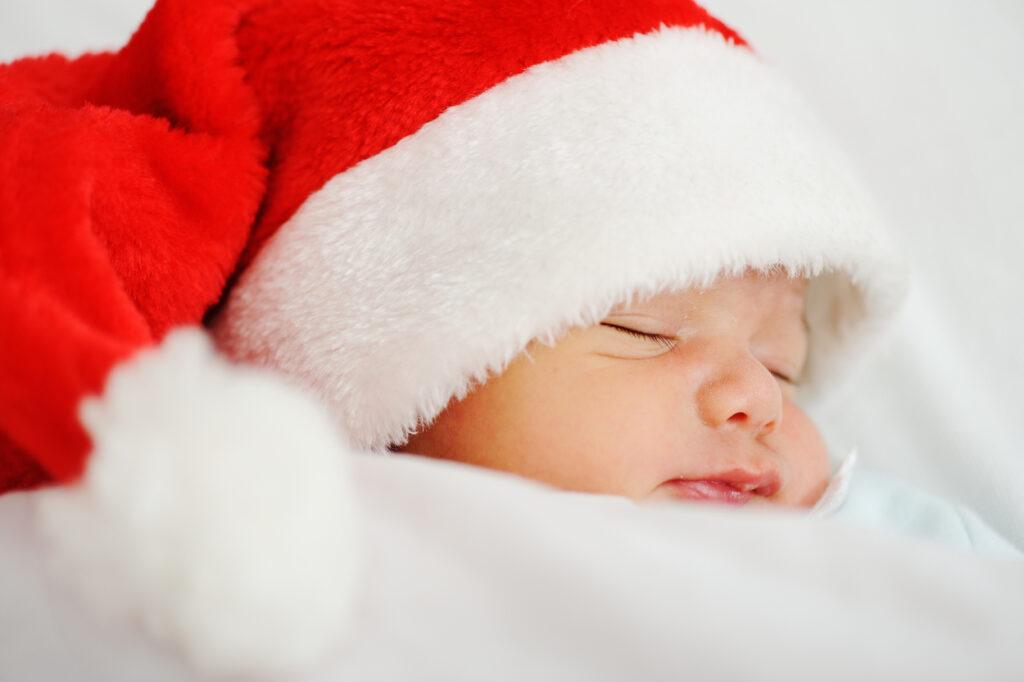 fotos bebes navidad originales