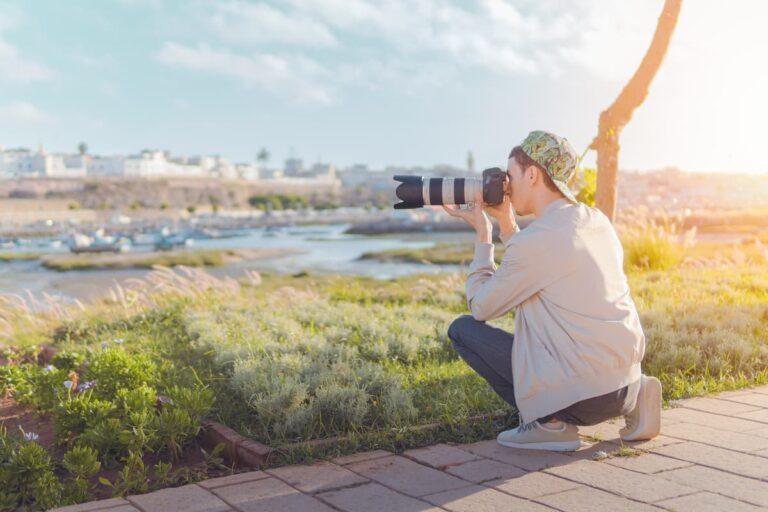 Como empezar para ser fotógrafo