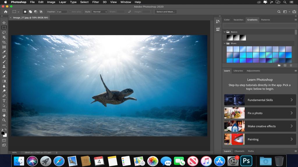 Descargar photoshop portable MAC