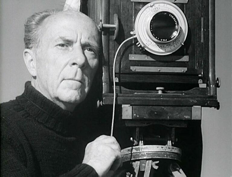 Edward Weston fotógrafo biografía vida y obra