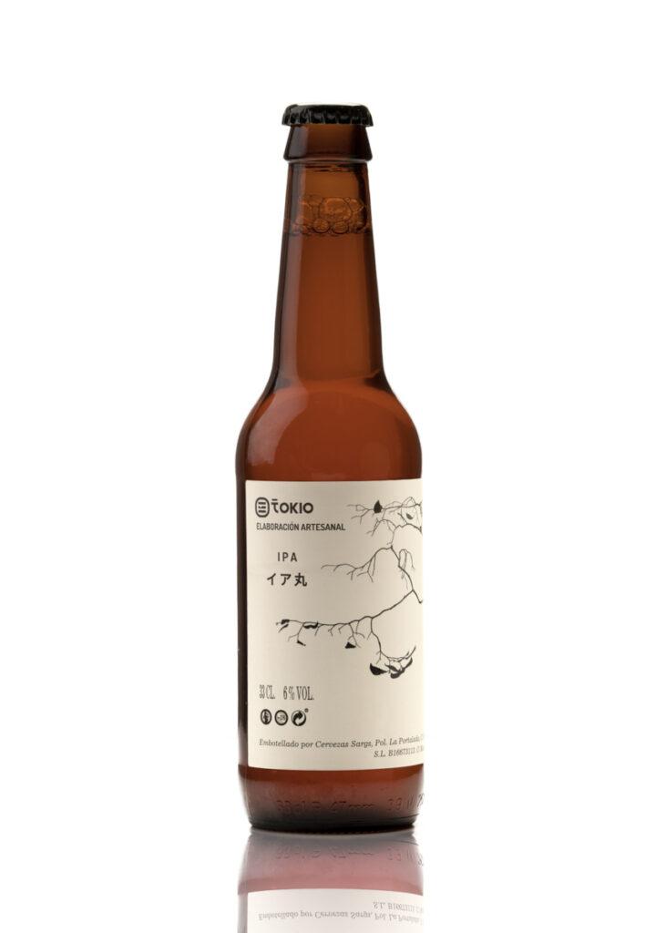 Fotografia de Productos Tokio Cerveza IPA