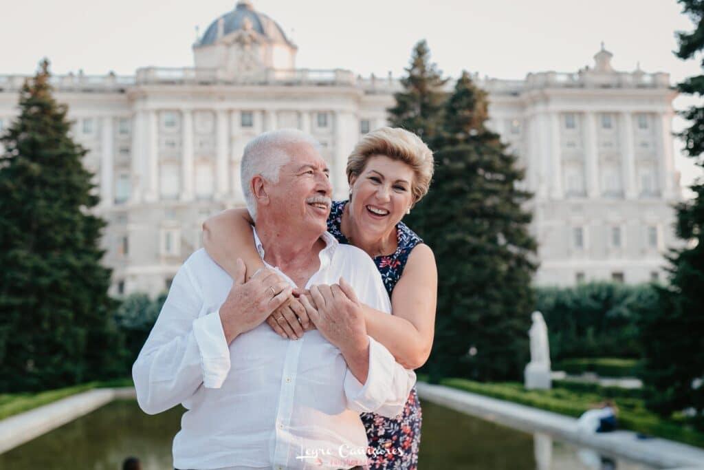 Fotografia de parejas enamoradas