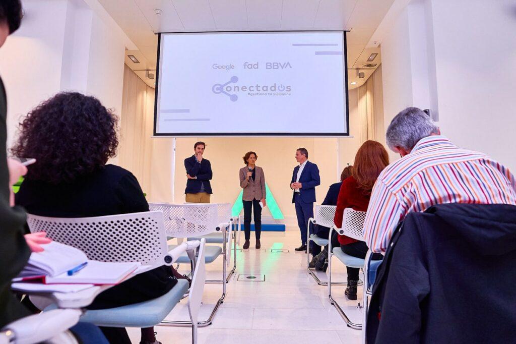Fotógrafo evento Madrid: FAD Conectados