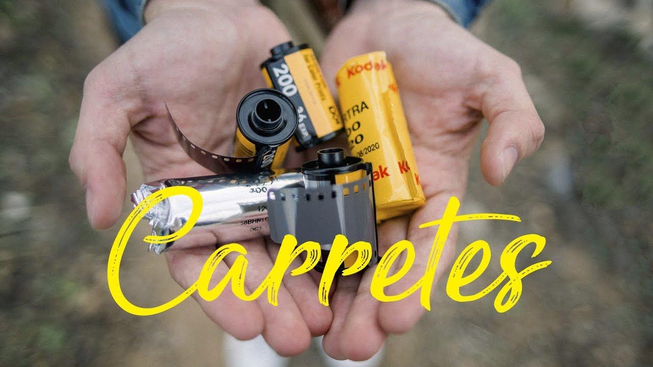 Los Mejores Carretes 35mm Baratos