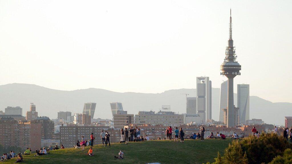 Sitios para hacer fotos en Madrid Sur Parque de las Siete Tetas Madrid