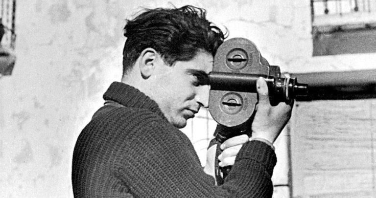 Robert Capa Biografía (Ernest Andrei Friedmann)
