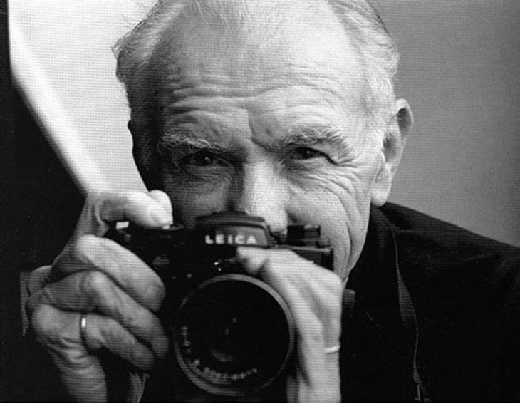 Robert Doisneau fotógrafo