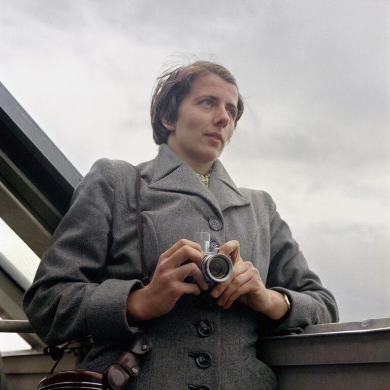 Vivian Maier fotografía biografía entrevistas
