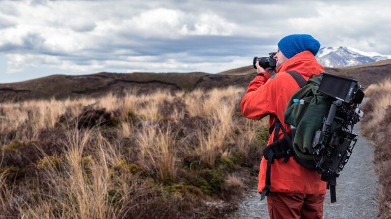 mochila para fotógrafos