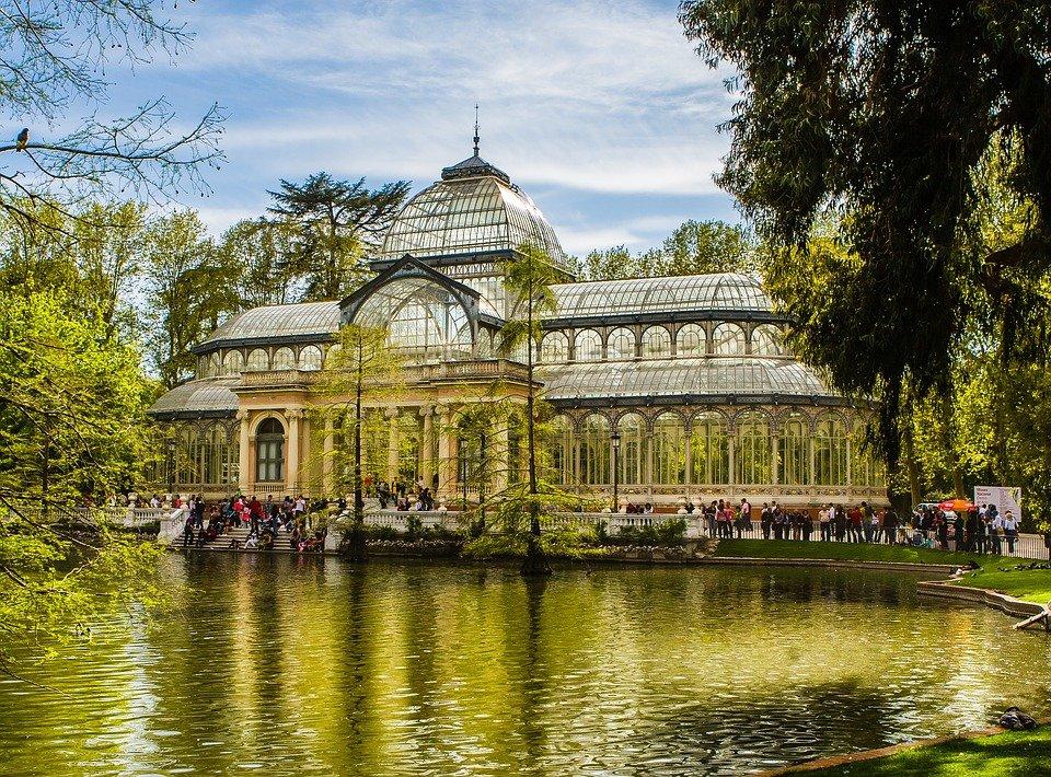 Sitios para hacer tumblr en Madrid palacio de cristal madrid